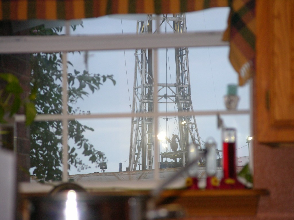 If you think drill rigs don't belong in kitchen windows, join us in D.C. to stop the frack attack!