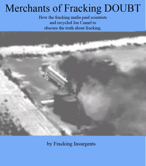 merchants of fracking doubt