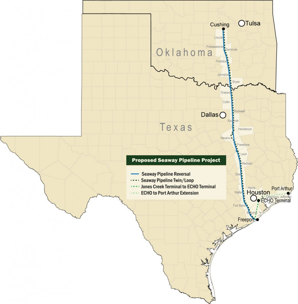 Tar Sands pipelines presentation at National Summit in Dallas