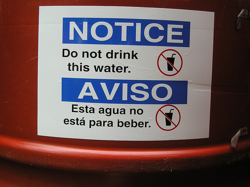 Mexico instructs US on fracking our water supply