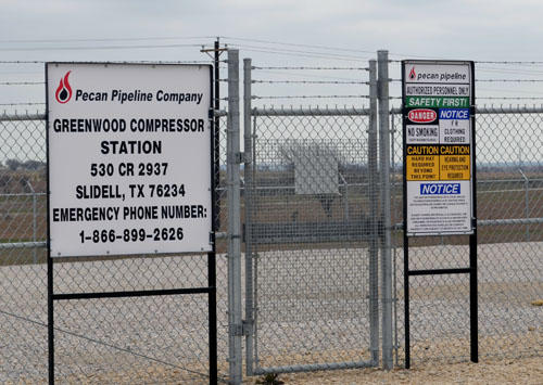 Photos: Greenwood gas processing plant in Wise County