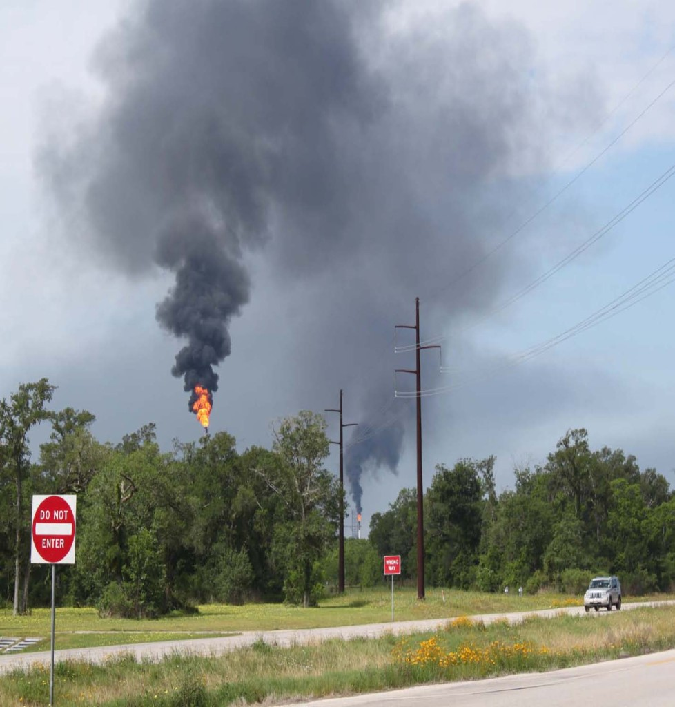 Photos: Power outage caused upset at Phillips 66 refinery in Sweeny