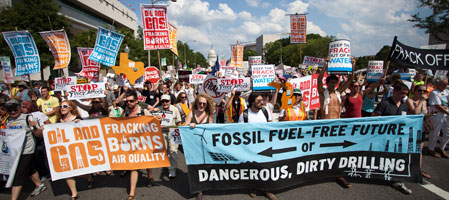 Join the Frack Attack People's Forum in D.C.!
