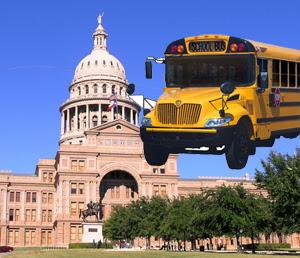 Bus to Austin