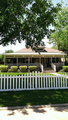 cathy's house
