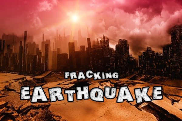 Frackquakes visit North Texas and Austin