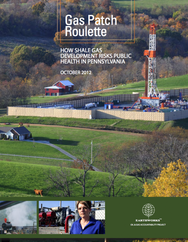Roulette oil and gas