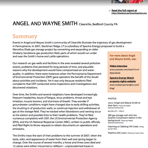 Blackout Case Study 4 - Angel and Wayne Smith