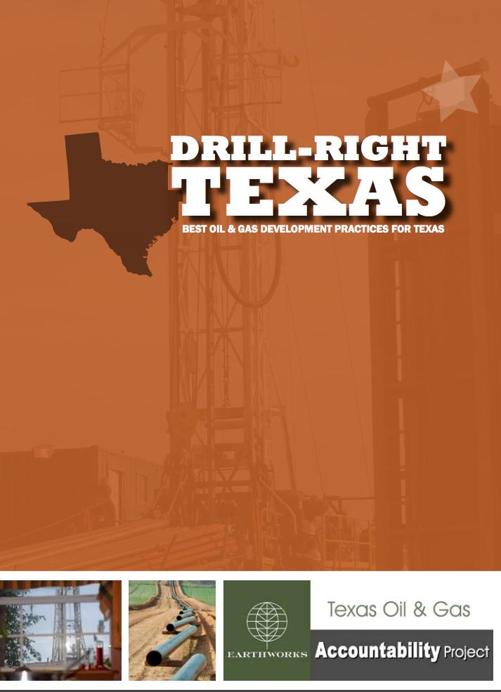 Drill-Right Texas