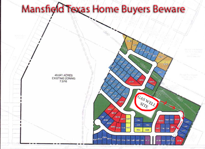 Mansfield Texas Home Buyers Beware