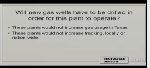 No New wells