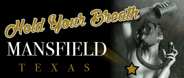 toxic hydrocarbon gases in Mansfield, Texas