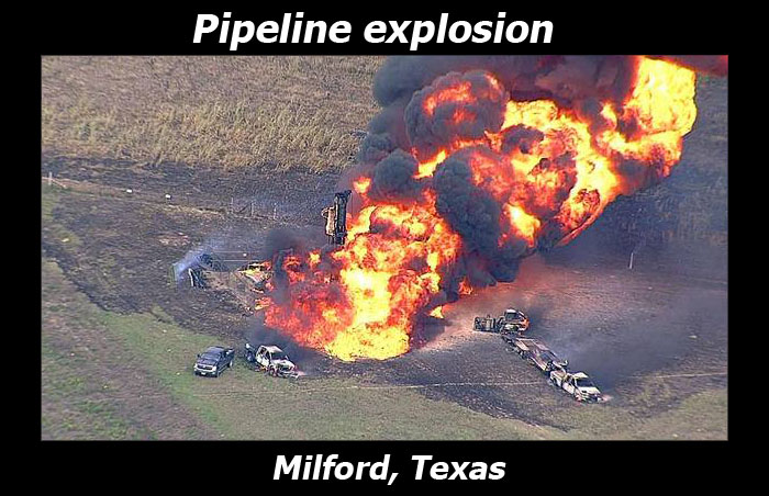 Texas eminent domain abuse