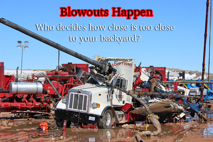 Fracking blowouts happen