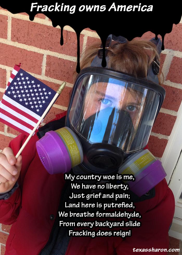 Fracking owns America