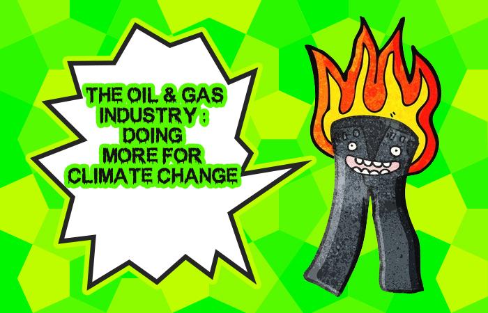 fracking accelerates climate change