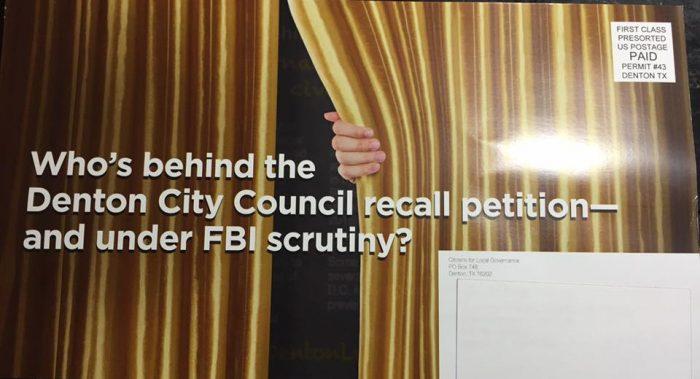 FBI scrutiny